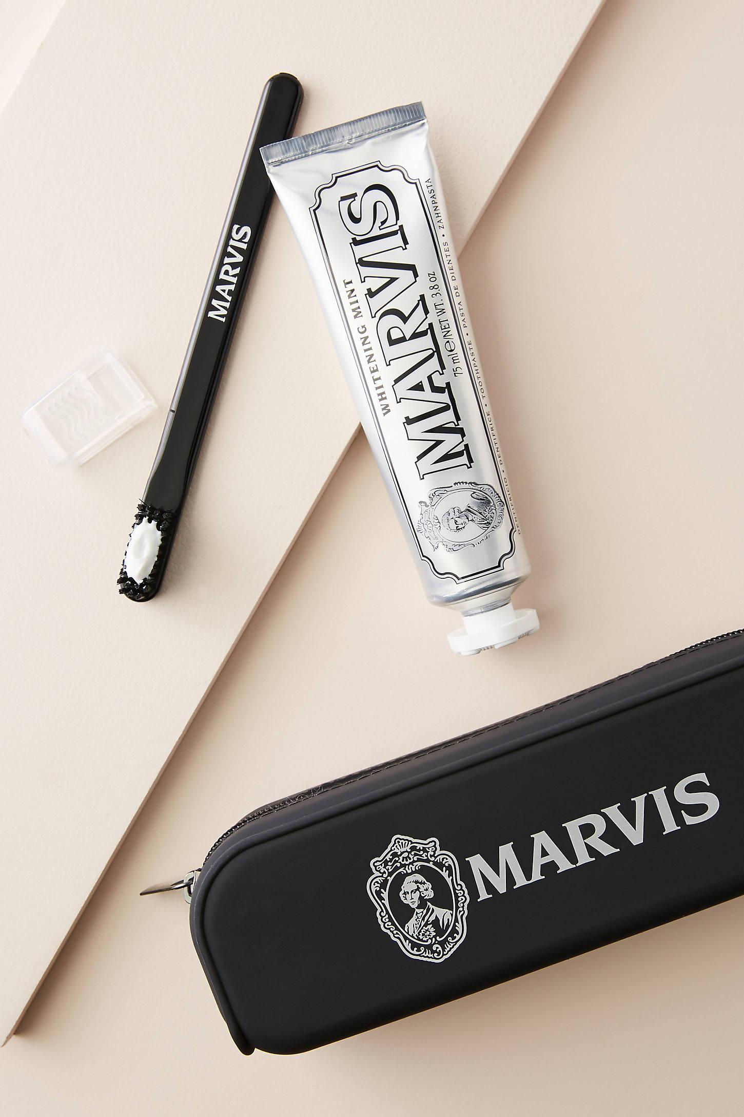 Marvis Toiletries Kit In Black