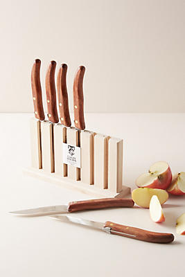 Slide View: 1: Occitan Steak Knives Gift Set