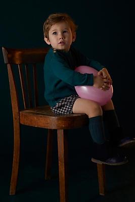 Slide View: 1: Petite Lucette Félix Sweater