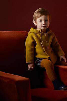 Slide View: 1: Petite Lucette Bernard Jacket