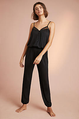Slide View: 1: Eberjey Lucie Jumpsuit