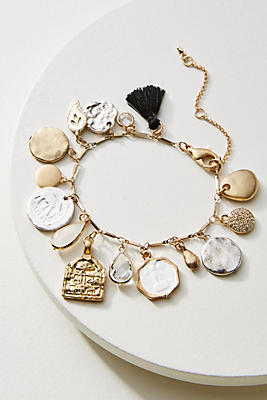 Harriet Charm Bracelet by Anthropologie