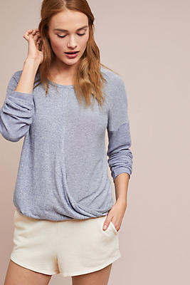 Slide View: 1: Hannah Twisted Pullover