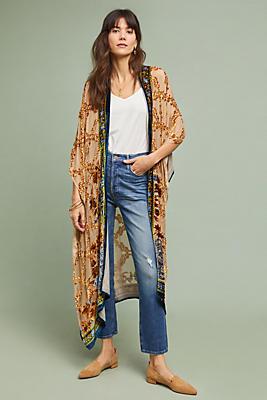 Slide View: 1: Ellen Duster Kimono