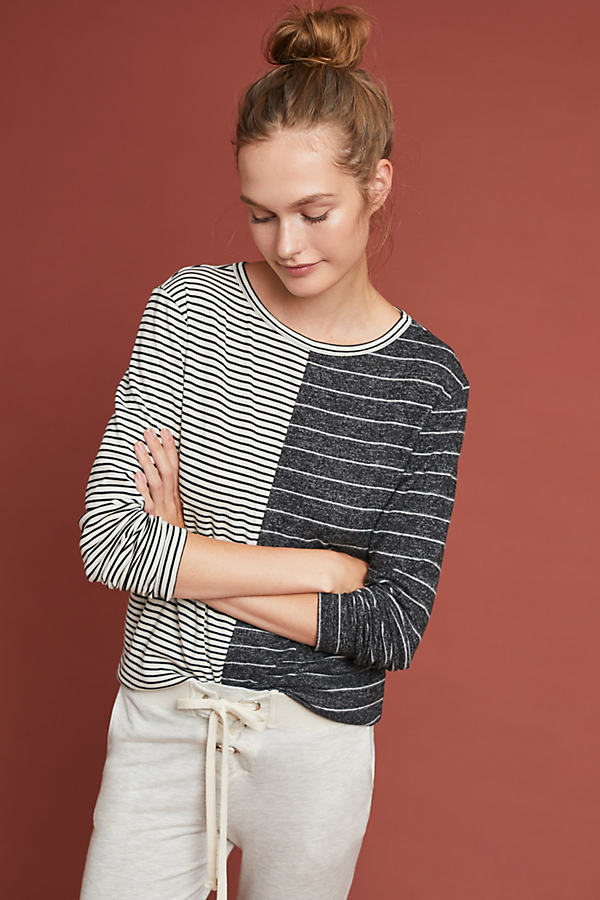 Jodie Striped Top - Assorted, Size L