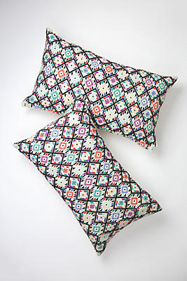 Slide View: 1: Archive New York Nahuala II Pillow