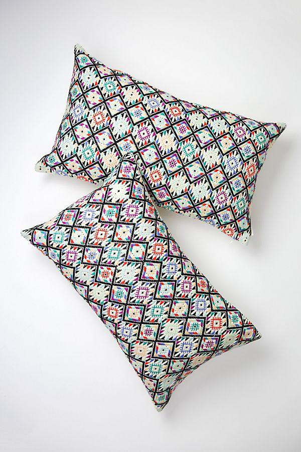 Slide View: 1: Archive New York Nahuala II Pillow
