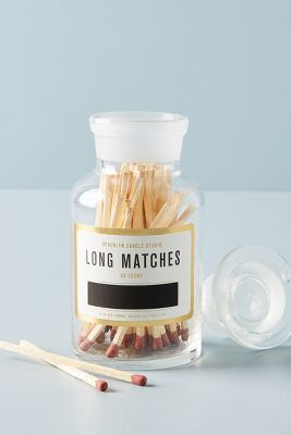 Brooklyn Candle Studio Matches by Brooklyn Candle Studio