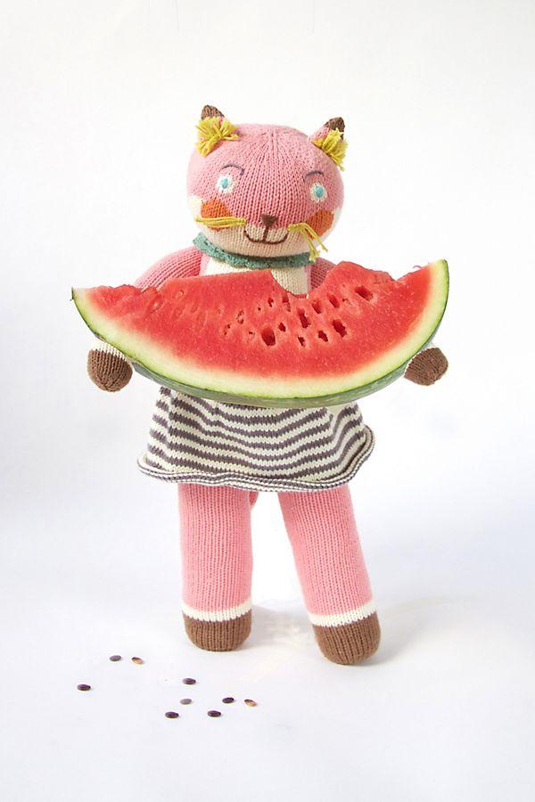 Slide View: 1: Blabla Kids Suzette the Fox Doll