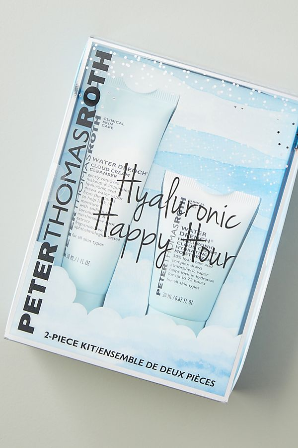 Peter Thomas Roth Hyaluronic Happy Hour Set | Anthropologie