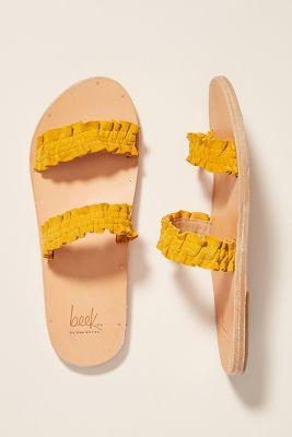 893336552cbcc Beek x Anthropologie Dipper Slide Sandals  280