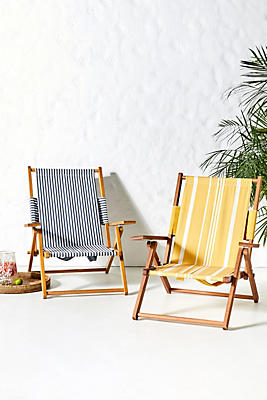 Slide View: 2: Tommy Beach Chair