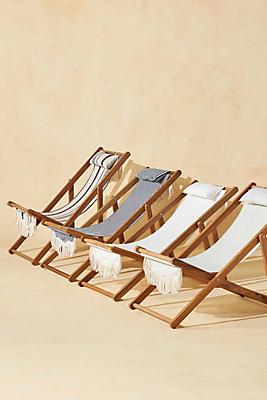Slide View: 2: Soleil Beach Chair