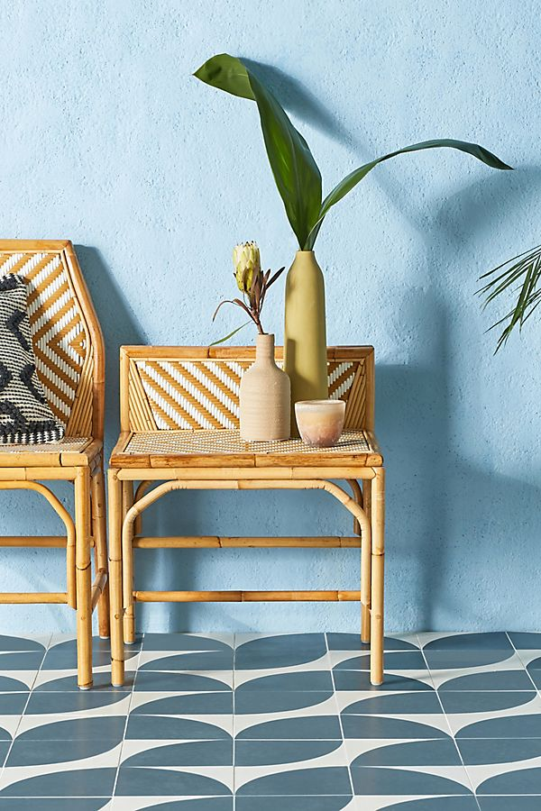 Slide View: 1: Lucia Indoor/Outdoor Side Table