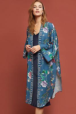 Slide View: 1: Island Air Kimono