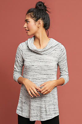 Slide View: 1: Space-Dyed Tunic