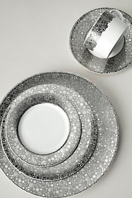 Slide View: 1: Caskata Ellington Shine Five Piece Place Setting