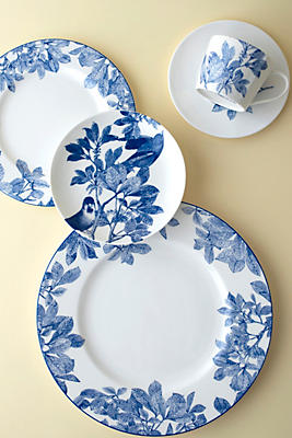 Slide View: 1: Caskata Arbor 5 Piece Place Setting