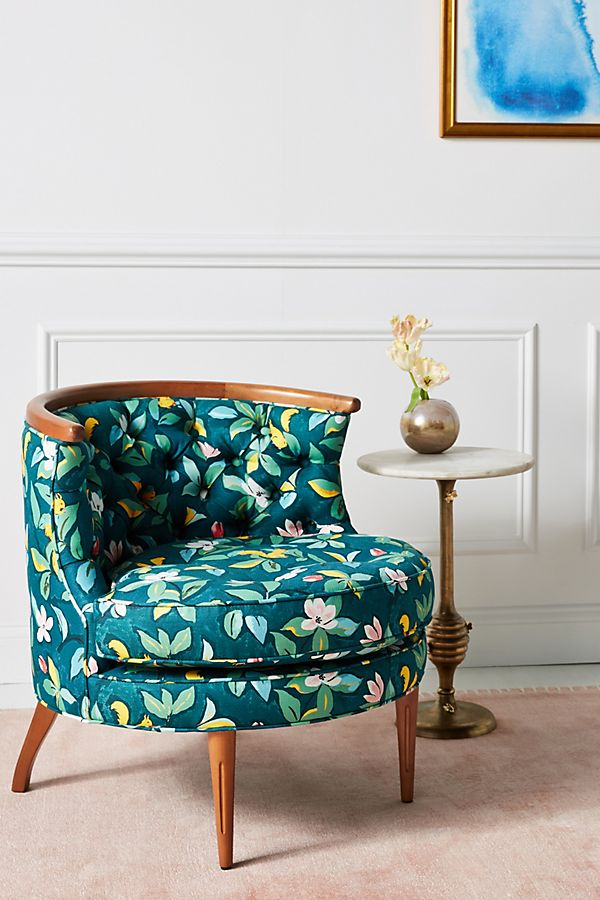 Slide View: 1: Paule Marrot Bixby Chair