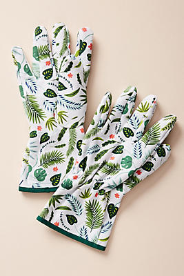 Slide View: 1: Palm Garden Gloves