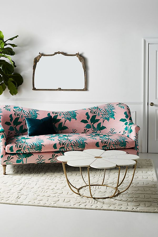 Slide View: 1: Paule Marrot Pied-A-Terre Sofa