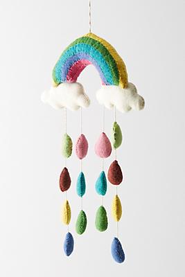 Slide View: 1: Rainbow Mobile
