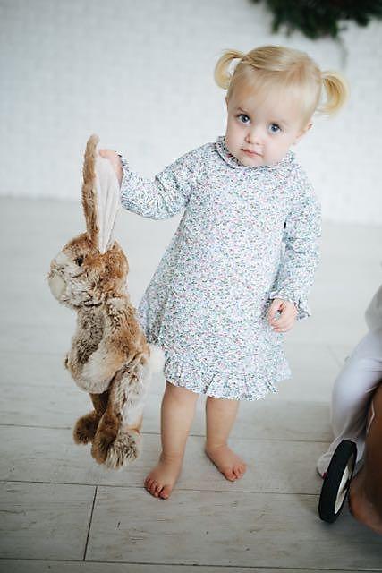 Slide View: 1: Petite Plume Sophia Nightgown