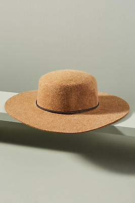 Slide View: 1: Frye Santa Fe Boater Hat