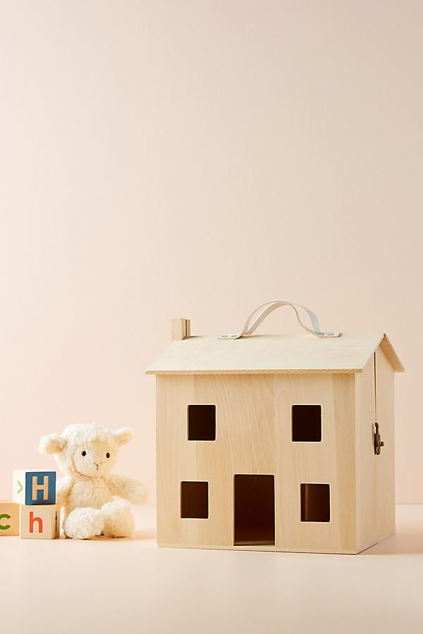 Slide View: 3: Olli Ella Dollhouse