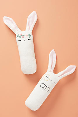 Slide View: 2: Bunny Rattle