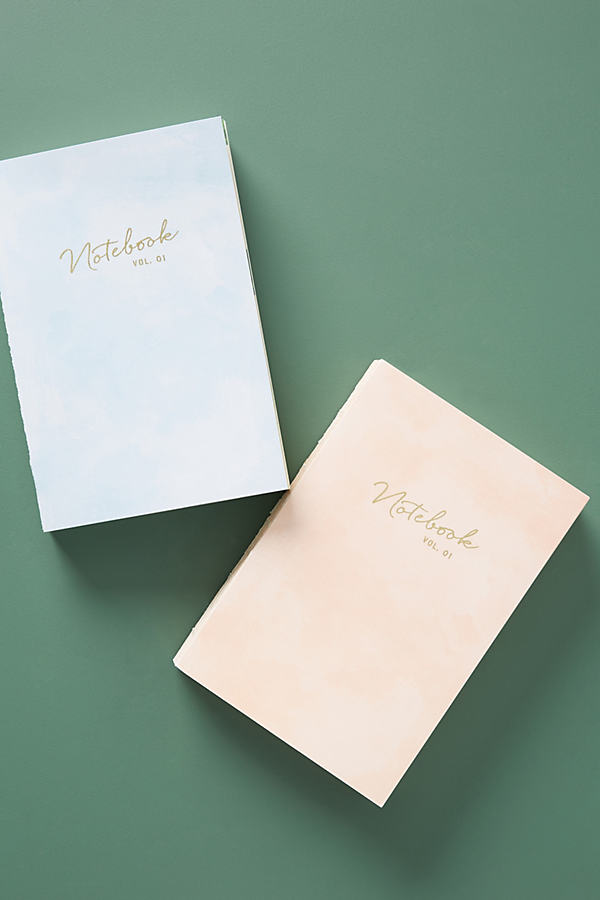 Cornelia Daily Notebook - Orange