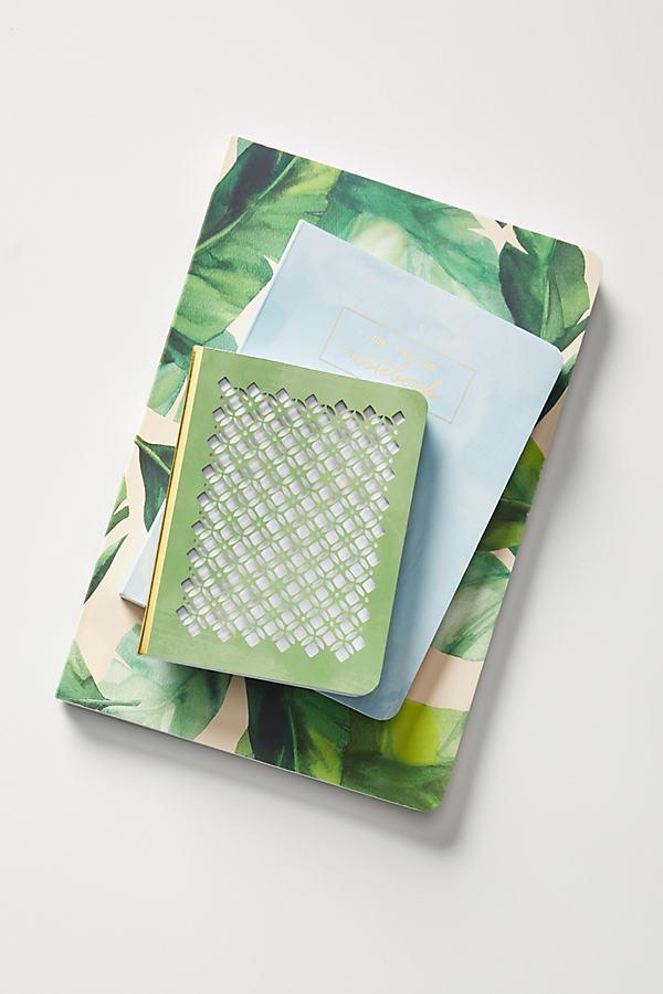 Set of 3 Sylvie Nesting Journals - Assorted