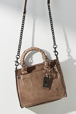Slide View: 1: Frye Demi Mini Tote Bag