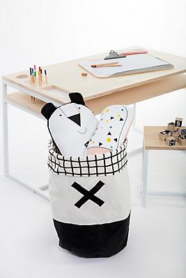Slide View: 1: Gautier Studio Olé Toy Hamper