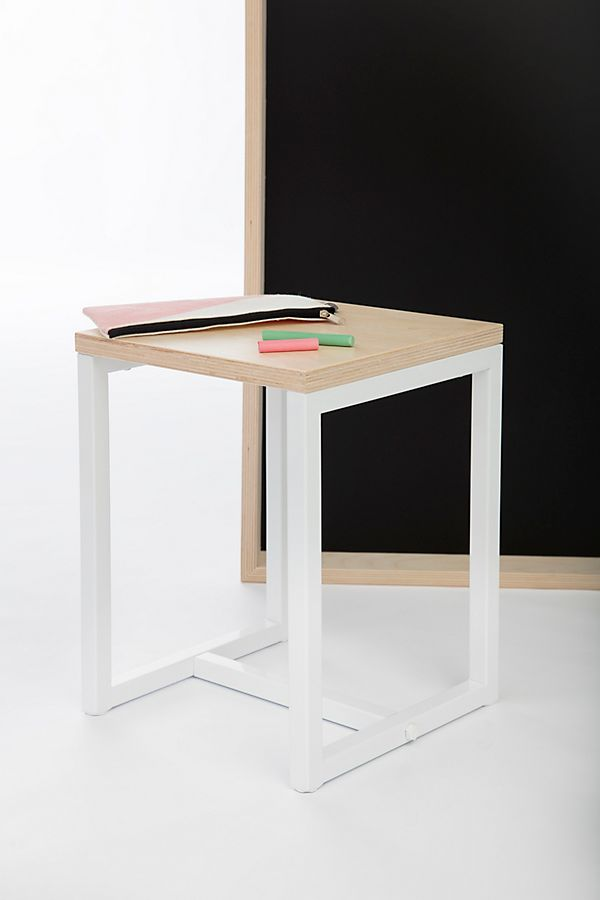 Slide View: 1: Gautier Studio Nouga Stool