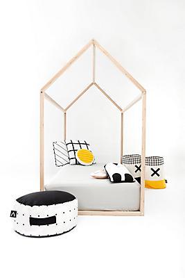 Slide View: 1: Gautier Studio Pom Pom Single Bed