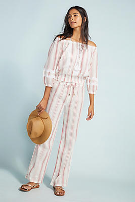 Slide View: 4: Melissa Odabash Azura Striped Top