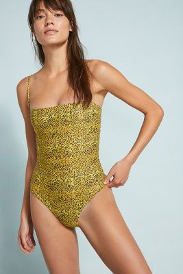 6a813522aa Karla Colletto Marcella One-Piece Swimsuit | Anthropologie