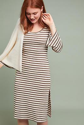 Slide View: 1: Corralejo Striped Tunic Dress