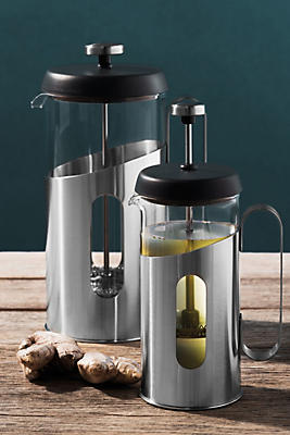 Slide View: 1: BergHOFF Essentials Stainless Steel French Press
