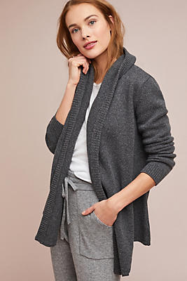 Slide View: 1: Eberjey Paula Cardigan