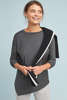 Slide View: 1: Istanbul Asymmetrical Pullover