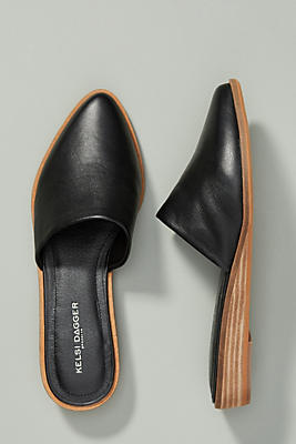 Kelsi Dagger Brooklyn Leather Mules by Kelsi Dagger Brooklyn