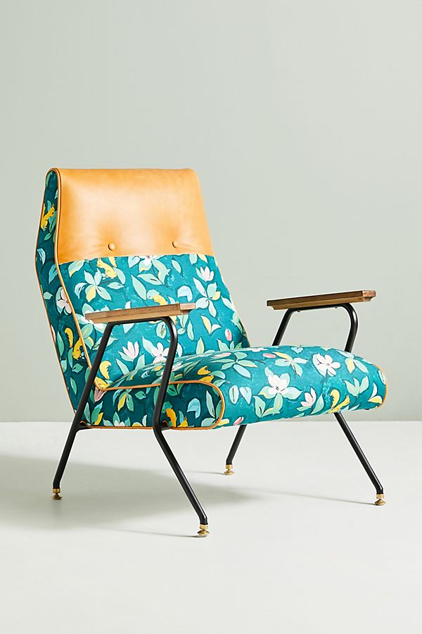 Slide View: 1: Paule Marrot Quentin Chair