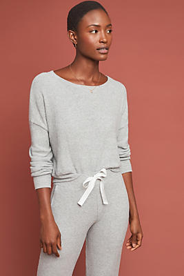 Slide View: 1: Sundry Ribbed Sweater