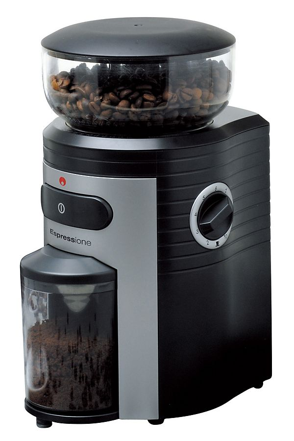 Slide View: 1: Espressione Conical Burr Coffee Grinder
