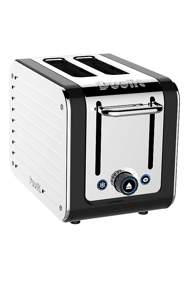 Slide View: 1: Dualit Design Series 2-Slice Toaster
