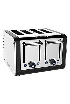 Slide View: 1: Dualit Design Series 4-Slice Toaster