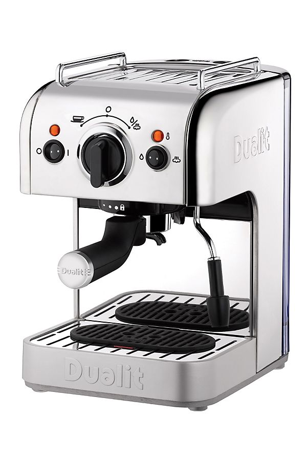 Slide View: 1: Dualit 4-in-1 Espresso Machine