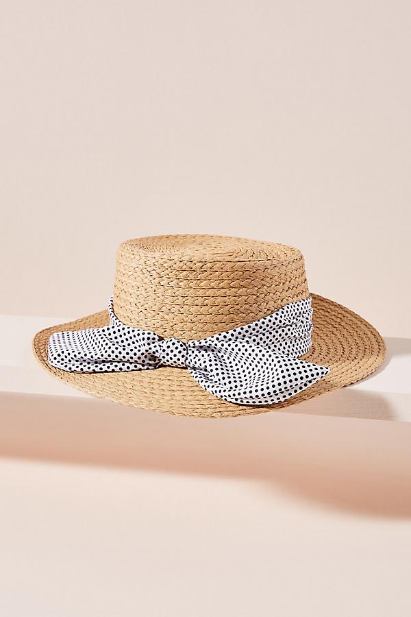 Boardwalk Boater Hat - Assorted